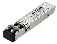 Модуль D-link DEM-302S-LX 1-port mini-GBIC 1000Base-LX SMF SFP Tranceiver (up to 2km, single mode)Transmitting and